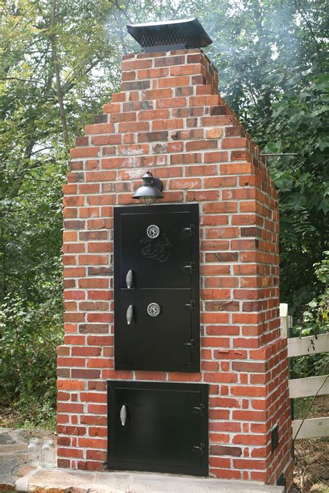 How To Build An Outdoor Smoker And Grill