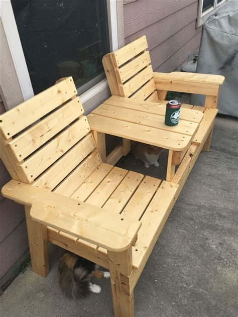 How To Build An Outdoor Table And Chairs