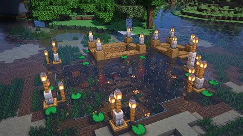 How To Build An Underwater Base Minecraft