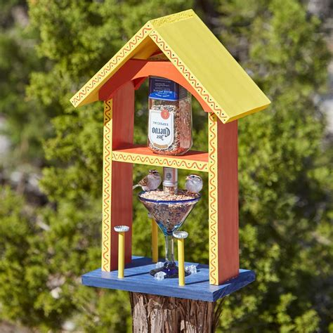 How To Build Bird Feeders And Bird Houses