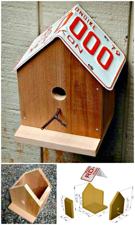 How To Build Birdhouses Books For Kids