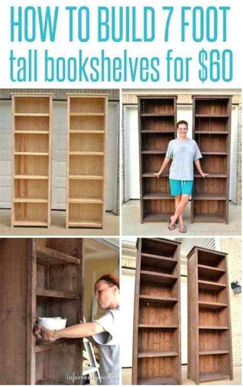 How To Build Bookshelves