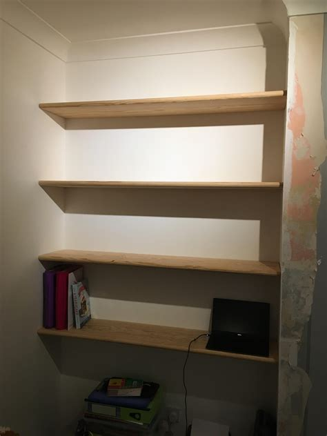 How To Build Bookshelves In Alcoves