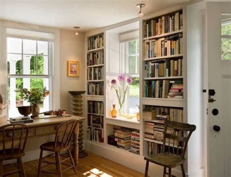 How To Build Built In Shelves Around Window