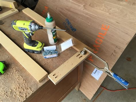 How To Build Cabinet Drawers With Kreg Jig