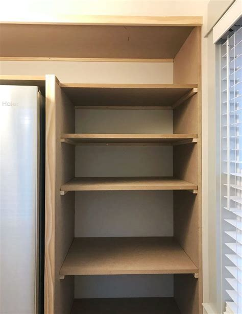 How To Build Cabinets And Shelves