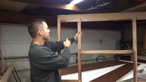 How To Build Cabinets From Scratch Part 3