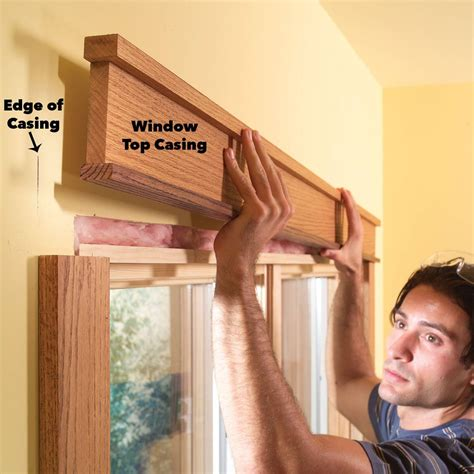 How To Build Craftsman Window Casing