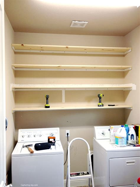 How To Build Custom Cabinets For Laundry Room