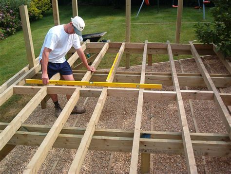 How To Build Deck Beams With Multiple Boards