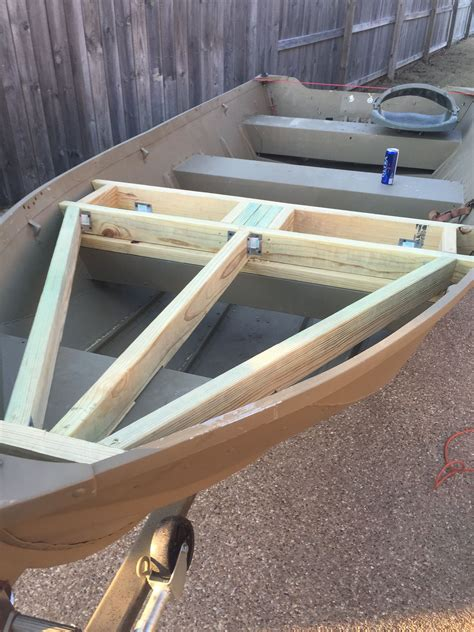 How To Build Deck For Boat