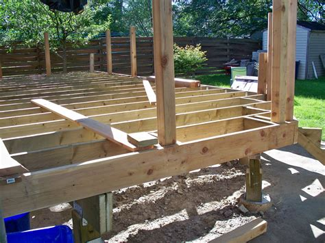 How To Build Deck Railing Corners
