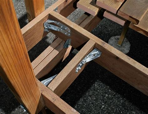 How To Build Deck Railing Stronger