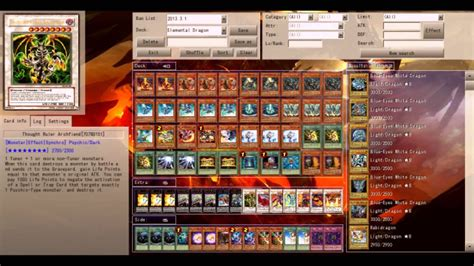 How To Build Deck Ygopro