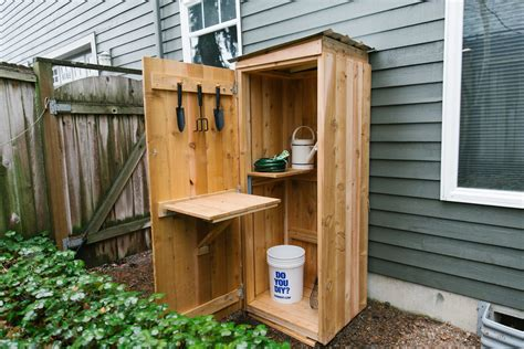 How To Build Diy Tool Shed