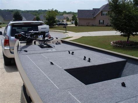 How To Build Doors For Bass Boat Deck