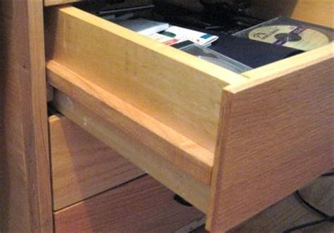 How To Build Drawers Without Slides