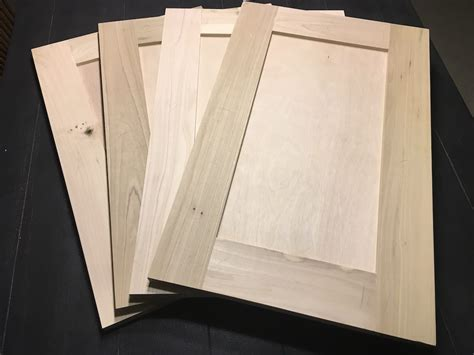 How To Build Flat Panel Cabinet Doors