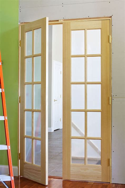 How To Build French Doors Interior