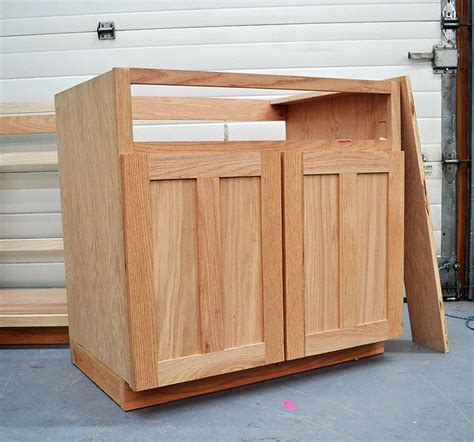 How To Build Full Overlay Cabinets