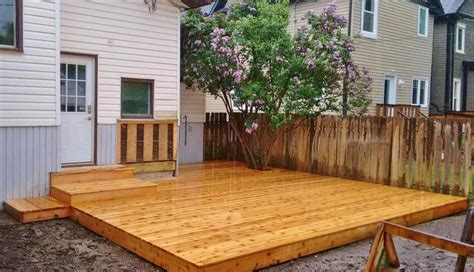 How To Build Garden Decking Ukrainian