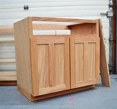How To Build Kitchen Cabinets Pdf