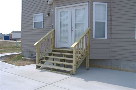How To Build Outdoor Steps With Wood