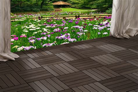 How To Build Outdoor Tile Decking