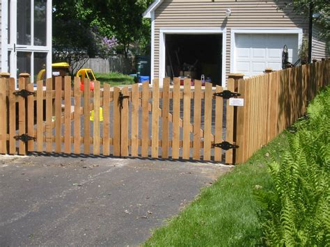How To Build Picket Fence Gates