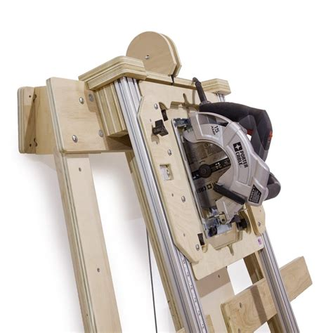 How To Build Plywood Saw