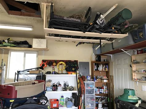 How To Build Storage Space In Garage