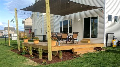 How To Build Sun Shade For Deck