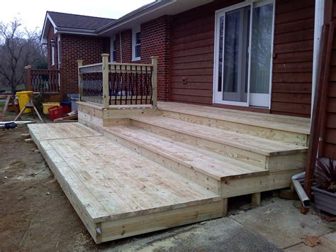 How To Build Tiered Deck