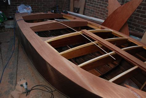 How To Build Wood Canoe