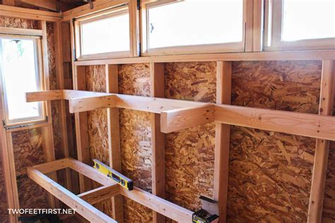 How To Build Wood Shelves For A Shed