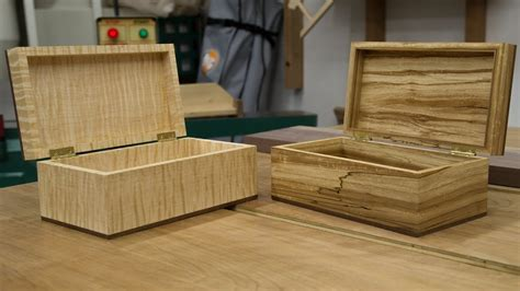 How To Build Wooden Boxes