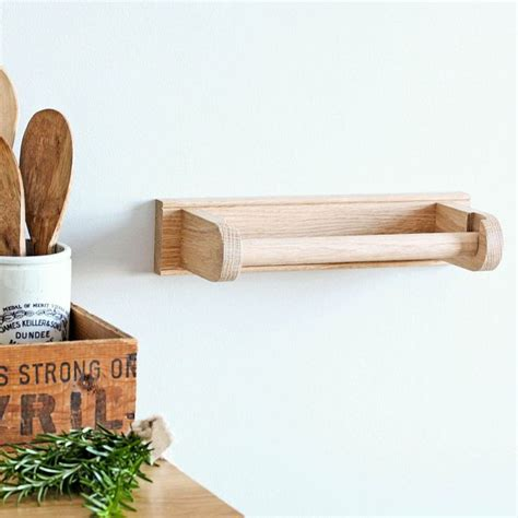 How To Build Wooden Kitchen Towel Holders