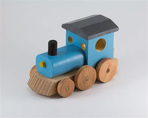 How To Build Wooden Toy Trains