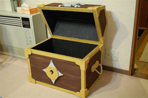 How To Build Your Own Treasure Chest
