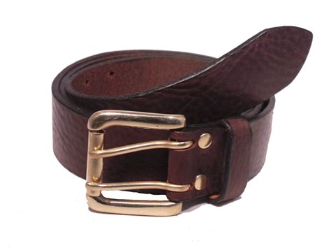 How To Buy A Leather Belt