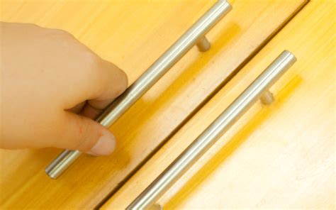 How To Cabinet Handles On