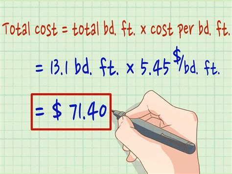 How To Calculate Board Ft To Sq Ft