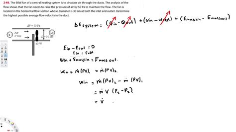 How To Calculate Duct Velocity