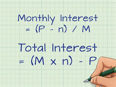 How To Calculate Total Interest