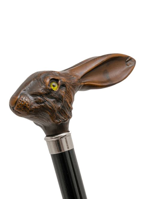 How To Carve A Rabbit Head