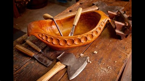 How To Carve A Wood Bowl