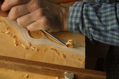 How To Carve Surface Relief In Wood