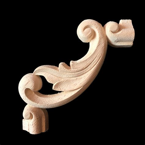 How To Carve Wood Appliques