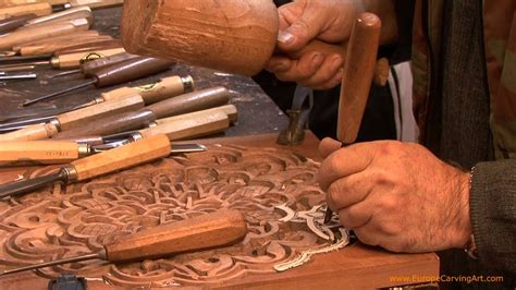 How To Carve Wood By Hand