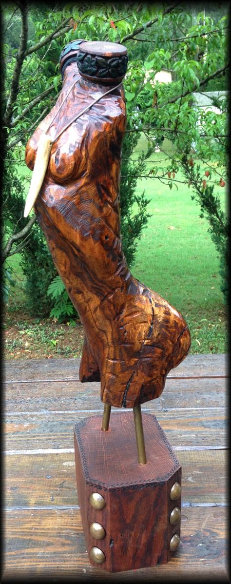How To Carve Wood Statues